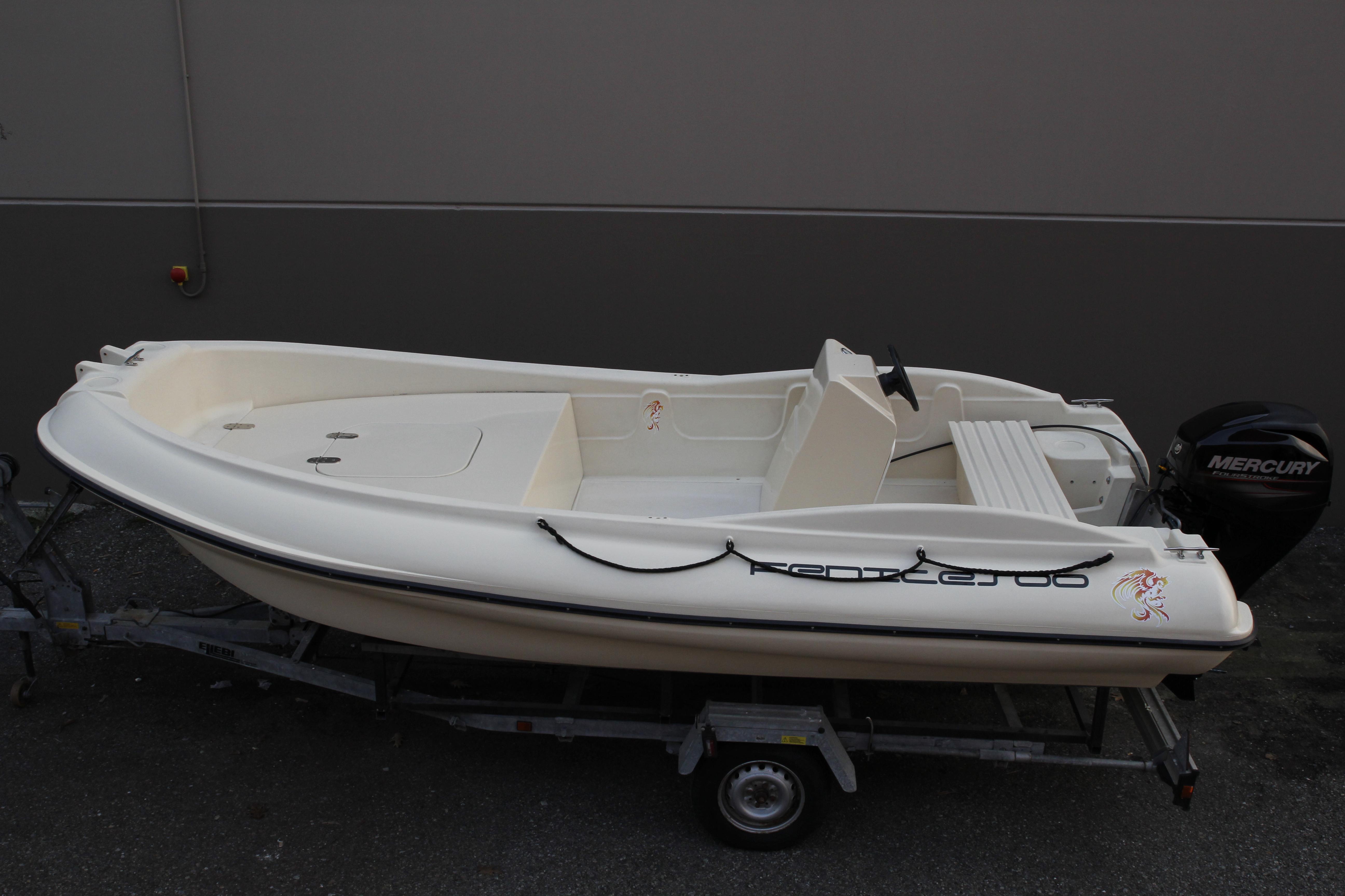FENICE 500, la barca inaffondabile!