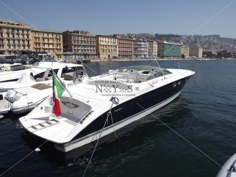 Nys yacht napoli charter for Barca tornado 50